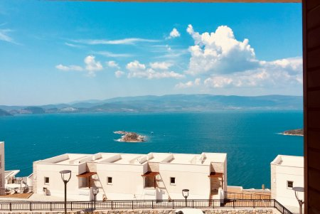 3 BEDROOMS, FLAT WITH STUNNING SEA-VIEW IN MAGNIFICENT BODRUM