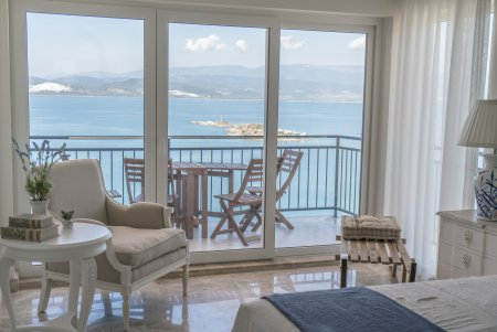 A BRAND NEW 4 BEDROOM VILLA FOR SALE WITH STUNNING SEA VIEWS